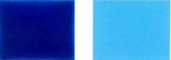 वर्णक-नीली 15-0-रंग