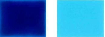वर्णक-नीली 15-3-रंग