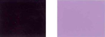 वर्णक बैंगनी-29-रंग